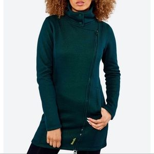 Bench Tally Funnel Neck Long Jacket